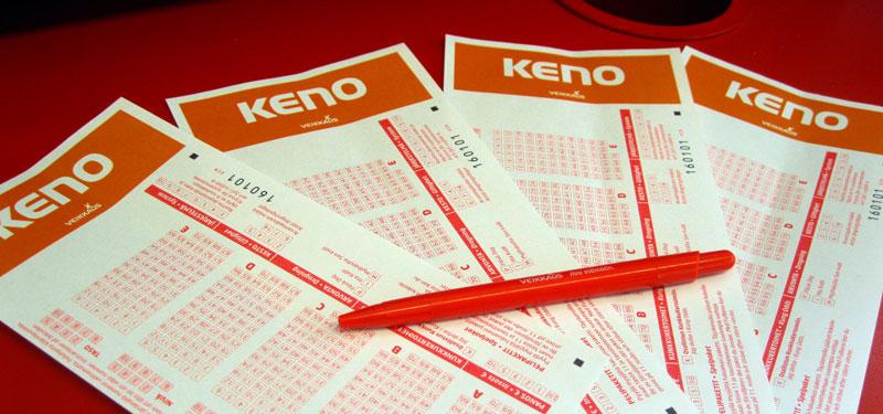 Keno Tickets